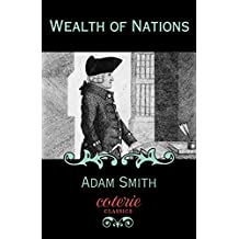 Wealth of Nations (Coterie Classics) (English Edition)