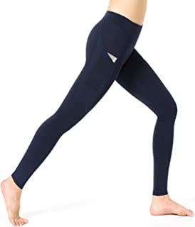 A&J 瑜伽裤深宽口袋/超柔软轻质面料/*舒适的运动装/收腹打底裤