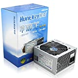 HuntKey 航嘉 冷静王 钻石2.31版 额定300W 12cm静音风扇 台式机电源