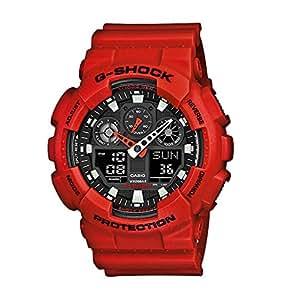 Casio 卡西欧 G-Shock 男士腕表 GA-100B-4AER