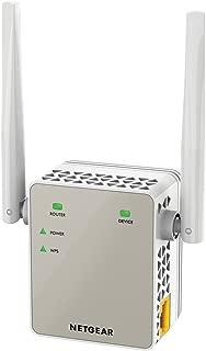 Netgear 美国网件 通用 WLAN 中继器 weiß/silber 1200 Mbit/s