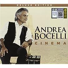进口CD:安德烈波伽利:天籁电影院/亚洲豪华盘 Andrea Bocelli:Cinema(Deluxe Asia Version)(CD)4812144