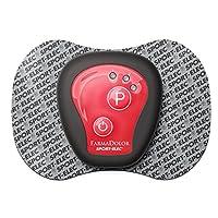 Sport Elec Farmadolor Tens 設備 - 紅色