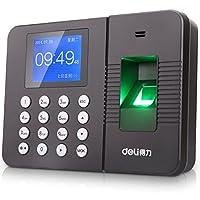 得力3960指纹考勤机 彩屏 U盘下载 识别速度小于1.5秒 全国包邮 全国联保