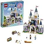 LEGO 乐高  拼插类 玩具  Disney Princess 迪士尼公主系列 灰姑娘的梦幻城堡 41154 6-12岁