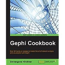Gephi Cookbook (English Edition)