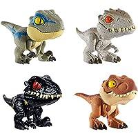 Jurassic World Snap Squad 4 件裝 #1 [亞馬遜*]