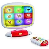 LISCIANI 智能电视 - f49677 婴儿 - 白色/红色/黄色