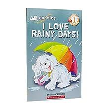 (进口原版) 学乐读者系列 I Love Rainy Days!