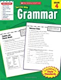(进口原版) 学乐必赢系列 Scholastic Success With Grammar, Grade 4