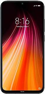 小米 Redmi Note 8 128GB 4GB RAM 48MP 工厂解锁全球版双 SIM 智能手机(太空黑色)