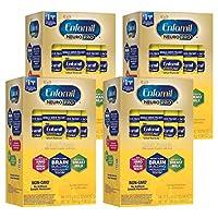 Enfamil 美贊臣鉑睿 NeuroPro 嬰幼兒配方奶粉,單份奶粉,每件14包,4件裝