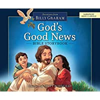 God's Good News Bible Storybook: Devotions from Billy Graham