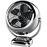 Vornado VFAN Jr. Vintage Air Circulator 铬黄