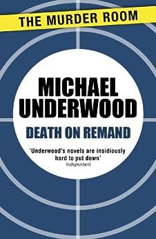 """Death on Remand (Simon Manton) (English Edition)"",作者:[Underwood, Michael]"