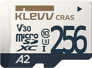 KLEVV microSD CRAS 系列K256GUSD6U3-CA 256GB