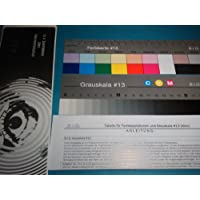 B.I.G. 梯状灰色比例和颜色表 #13 长度 18cm