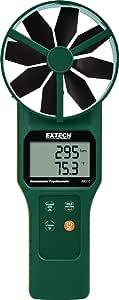 "Extech Instruments Extech Vane CFM/CMM 测距仪/测距仪 4"" dia. AN310"