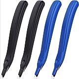 Outus 4 件套磁性起钉器推式除毛器轻松去除钉书钉工具 多种颜色