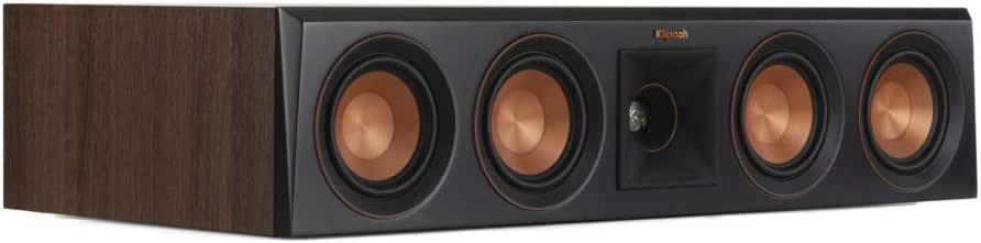Klipsch RP-404C 耳道式/入耳式 耳内 黑色
