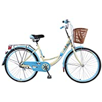 Phoenix 凤凰自行车24寸 26寸轻便休闲脚踏车复古城市ZXC学生通勤淑女单车