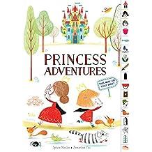 Princess Adventures: This Way or That Way? (English Edition)