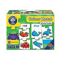 Orchard Toys 积木拼图 颜色配对(亚马逊进口直采,英国品牌)