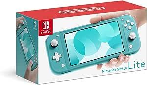 任天堂 Switch Lite 便携式游戏机  掌机 绿松石色