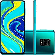小米 Redmi Note 9S 6.67 英寸 48MP 国际版Redmi Note 9S  64GB + 64GB SD + Case Bundle