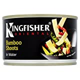 Kingfisher Sliced Bamboo Shoot in Water, 225 g, Pack of 12