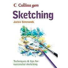 Sketching (Collins Gem) (English Edition)