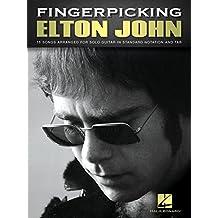 Fingerpicking Elton John: 15 Songs Arranged for Solo Guitar (English Edition)