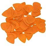 Dunlop 443R.67 Nylon MIDI Standard, Orange, .67mm, 72/Bag