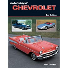Standard Catalog of Chevrolet 1912-2003 (English Edition)