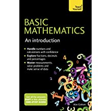 Basic Mathematics: An Introduction: Teach Yourself (English Edition)