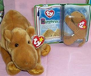 Mcdonalds Humphrey the Camel Teenie Beanie Babies 2000 来自 Ty