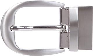 1 3/8 英寸(34 毫米)无镍圆形双面夹带扣