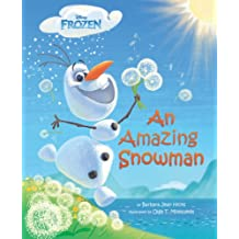 Frozen: An Amazing Snowman (Disney Picture Book (ebook)) (English Edition)