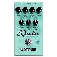 Wampler Equator 高级音频均衡器踏板EQUATOR 版本 1