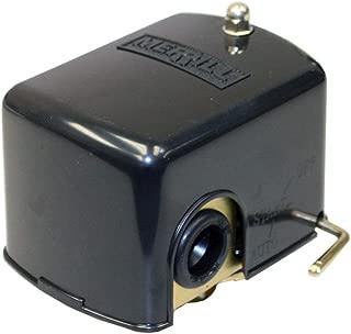 Merrill MFG MPSM44060 40/60 无铅低水切断压力开关,带手动手柄,塑料,金属,4.12 x 4.03 x 3.69