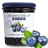 ZUEGG 嘉丽 蓝莓果酱320g(德国进口)水果含量高达50%