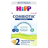 Hipp 喜宝2婴儿益生元奶粉 2段(适用年龄:6个月+),4件装 (4 x 600 g)
