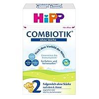 Hipp 喜宝2婴儿益生菌益生元奶粉 2段(适用年龄:6个月+),4件装 (4 x 600 g)