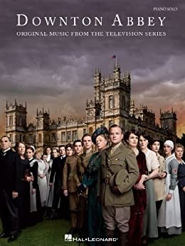 """""""Downton Abbey (Songbook): Original Music from the Television Series (English Edition)"""",作者:[America, Music Sales]"""
