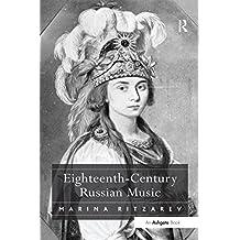 Eighteenth-Century Russian Music (English Edition)