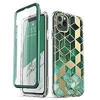 i-Blason Cosmo 系列保护套,适用于 iPhone 11 Pro Max 2019 版本,超薄全身时尚保护壳,内置屏幕保护膜 *