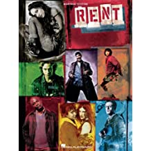 Rent Songbook: Movie Vocal Selections (English Edition)