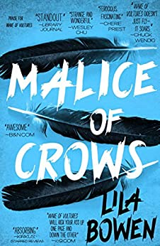 """Malice of Crows: The Shadow, Book Three (English Edition)"",作者:[Bowen, Lila]"