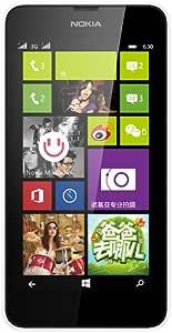 Nokia诺基亚lumia 630 3G手机(白) WCDMA/GSM、双卡双待、千元四核高性价比