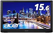 Acer 15.6款移动显示器 重量0.97kg 薄2cm PM161Qbu IPS 非光面1920x1080 背带220cd 7ms USB Type-C